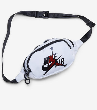 Jordan  Classics Crossbody Bag  White - 9A0260-WR2 | Jimmy Jazz