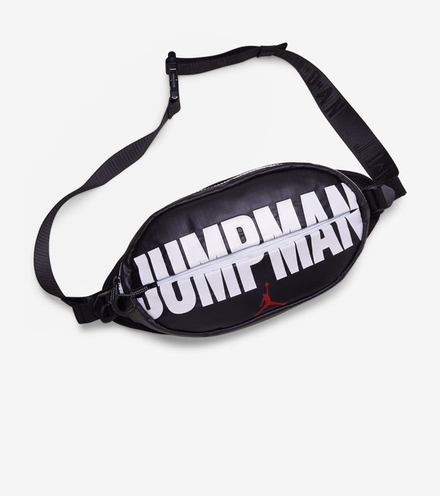 Jordan  Jumpman Crossbody  Black - 9A0284-023 | Jimmy Jazz
