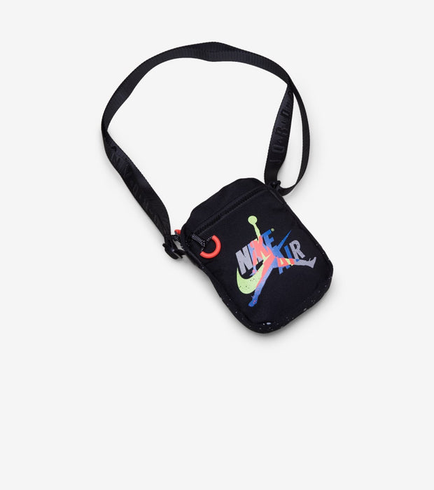 Jordan  Jumpman Festival Bag  Black - 9A0314-407 | Jimmy Jazz