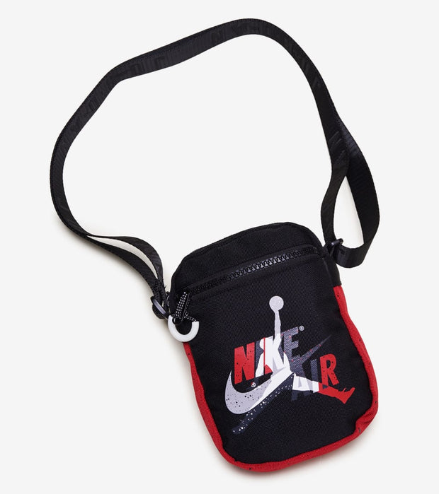 Jordan  Classics Festival Bag  Black - 9A0314-KR5 | Jimmy Jazz