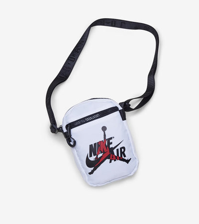 Jordan  Festival Bag  White - 9A0314-WR2 | Jimmy Jazz
