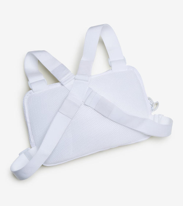 Jordan  Jumpman Chest Rig  White - 9A0321-001 | Jimmy Jazz