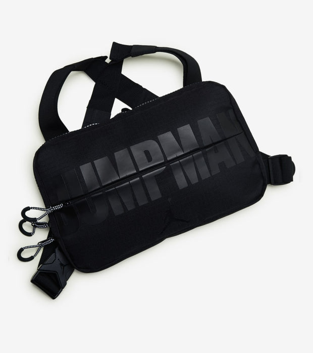 Jordan  Jumpman Chest Rig   Black - 9A0321-KK2 | Jimmy Jazz