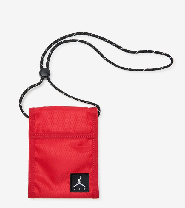 Jordan  Trifold Pouch   Red - 9A0325-R78 | Jimmy Jazz
