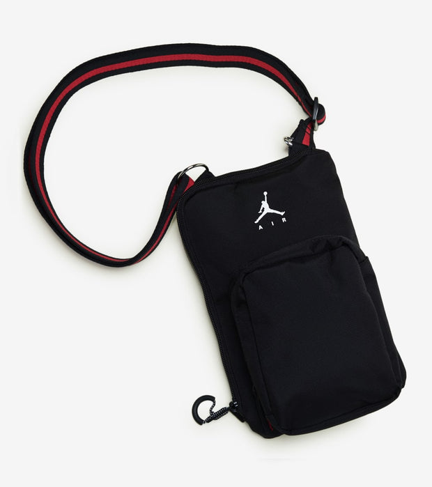Jordan  Jumpman Sport Travel Bag  Black - 9A0389-023 | Jimmy Jazz