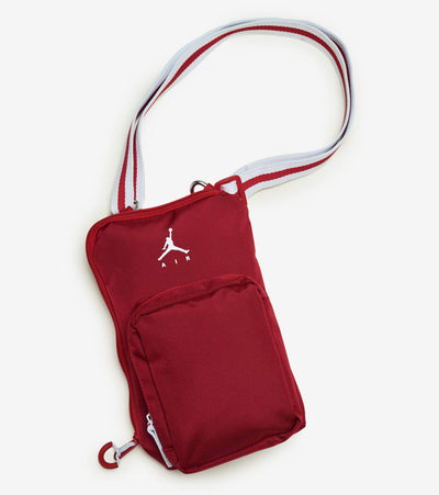 Jordan  Jumpman Sport Travel Bag  Red - 9A0389-R78 | Jimmy Jazz