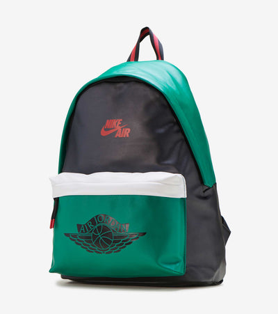 Jordan  Jordan 1 Backpack  Green - 9A0390-E85 | Jimmy Jazz