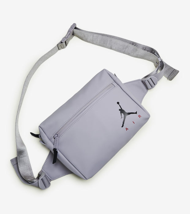 Jordan  Merger Crossbody Bag  Grey - 9A0394-G4R | Jimmy Jazz