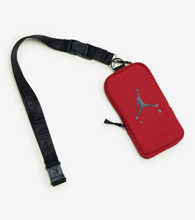 Jordan  Air Lanyard Pouch   Red - 9A0400-R78 | Jimmy Jazz