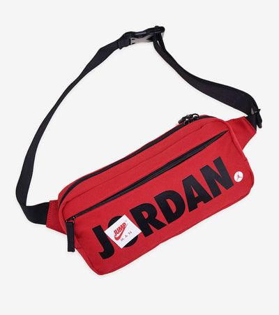 Jordan  Jumpman Crossbody Bag  Red - 9A0506-R78 | Jimmy Jazz