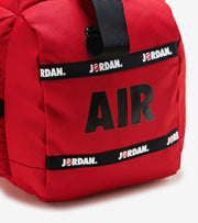 Jordan  Jumpman Duffel Bag  Red - 9A0508-R78 | Jimmy Jazz