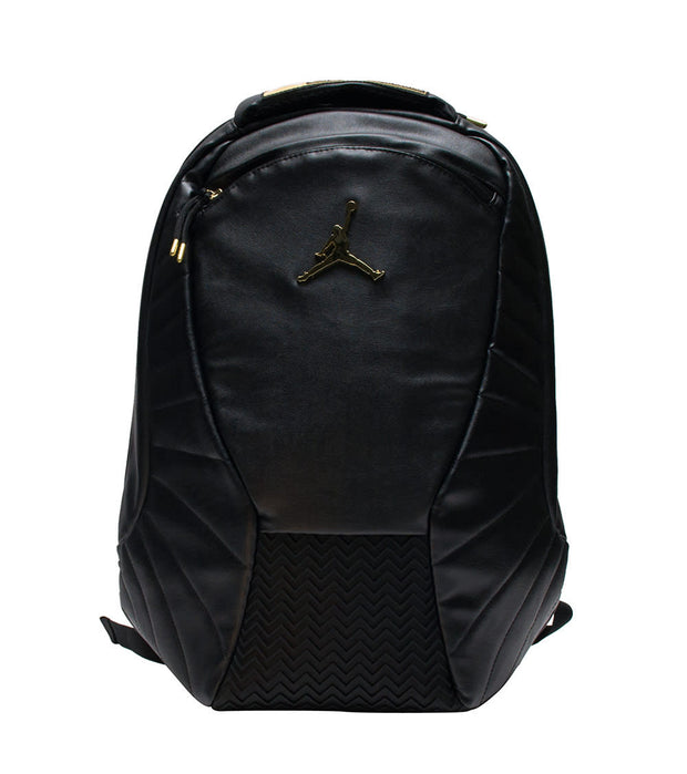 Jordan  RETRO 12 BACKPACK  Black - 9A1773-429 | Jimmy Jazz