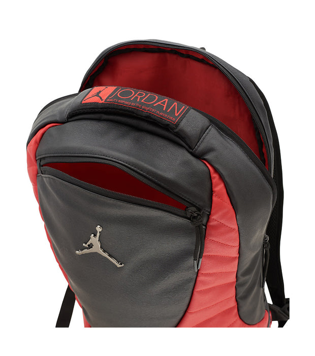Jordan  Retro 12 Backpack  Black - 9A1773-KR5 | Jimmy Jazz