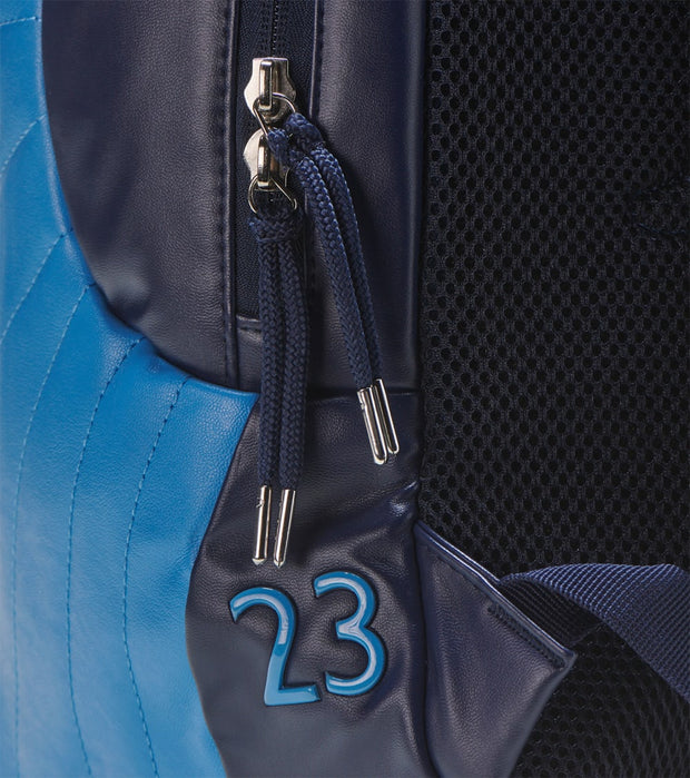 Jordan  Retro 12 Backpack  Navy - 9A1773-U90 | Jimmy Jazz