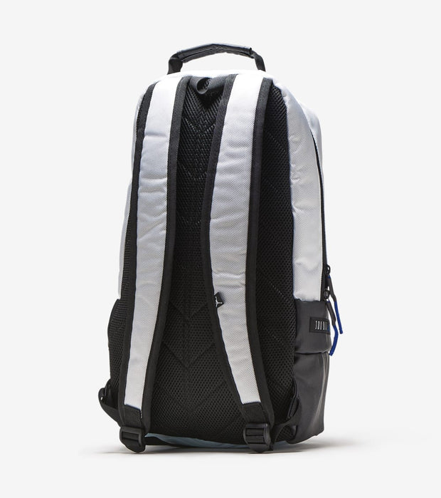 Jordan  Retro 11 Backpack  White - 9A1971-637 | Jimmy Jazz