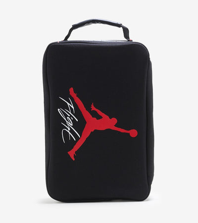 Jordan  The Shoe Box Bag  Black - 9B0388-KG5 | Jimmy Jazz