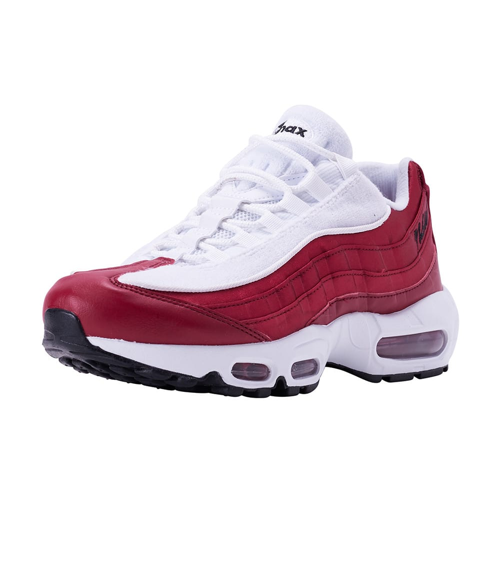 Nike Air Max 95 LX Shoes in Red Size 6