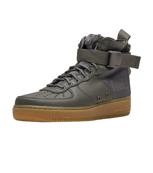 Nike  SF AIR FORCE 1 MID  Green - AA3966-004 | Jimmy Jazz