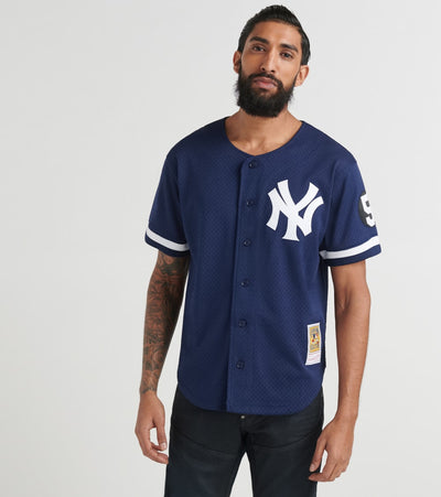 Mitchell And Ness  '99 NY Yankees Mariano Rivera Jersey  Navy - ABBFGS18009-NYY | Jimmy Jazz