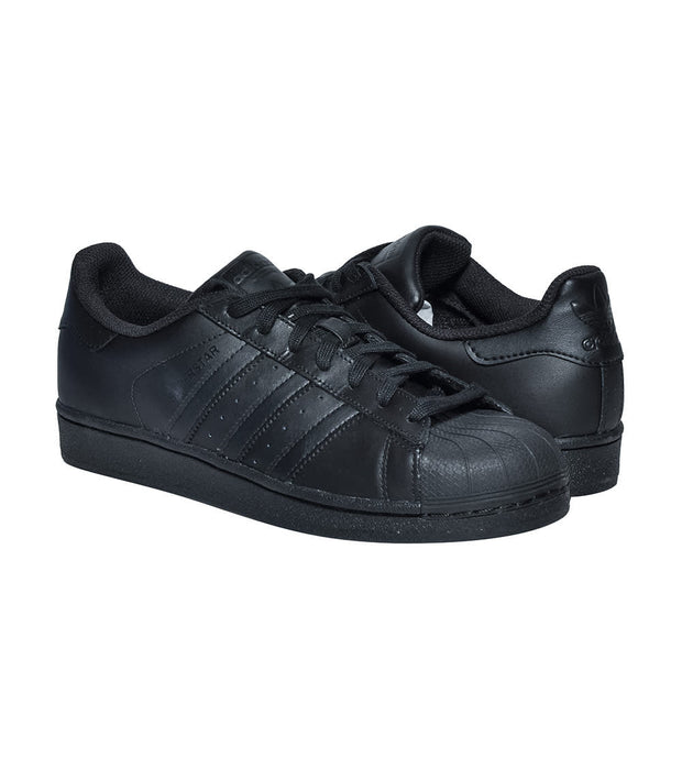 Adidas  SUPERSTAR FOUNDATION SNEAKER  Black - AF5666 | Jimmy Jazz