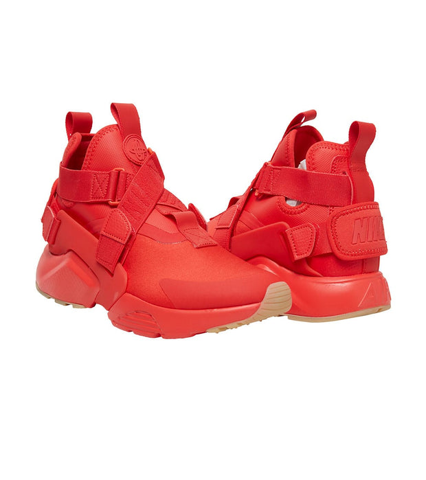 Nike  HUARACHE CITY  Red - AH6787-600 | Jimmy Jazz