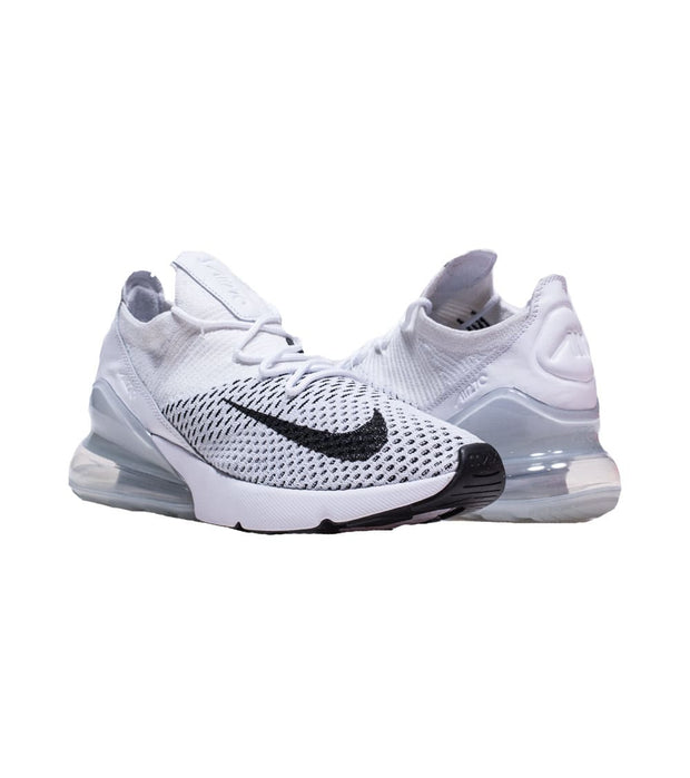 Nike  Air Max 270 Flyknit  White - AH6803-100 | Jimmy Jazz