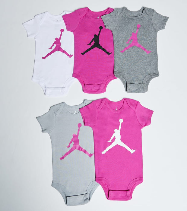 Jordan  Jordan Jumpman 5 Piece Set  Purple - AJ0044-A6F | Jimmy Jazz