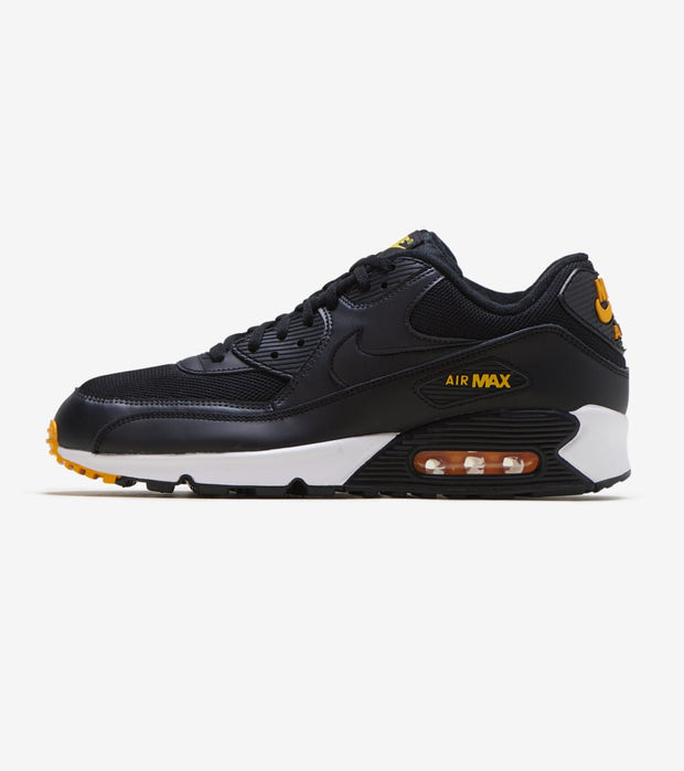 "Nike  Air Max 90 ""Reverse Taxi""  Black - AJ1285-022 