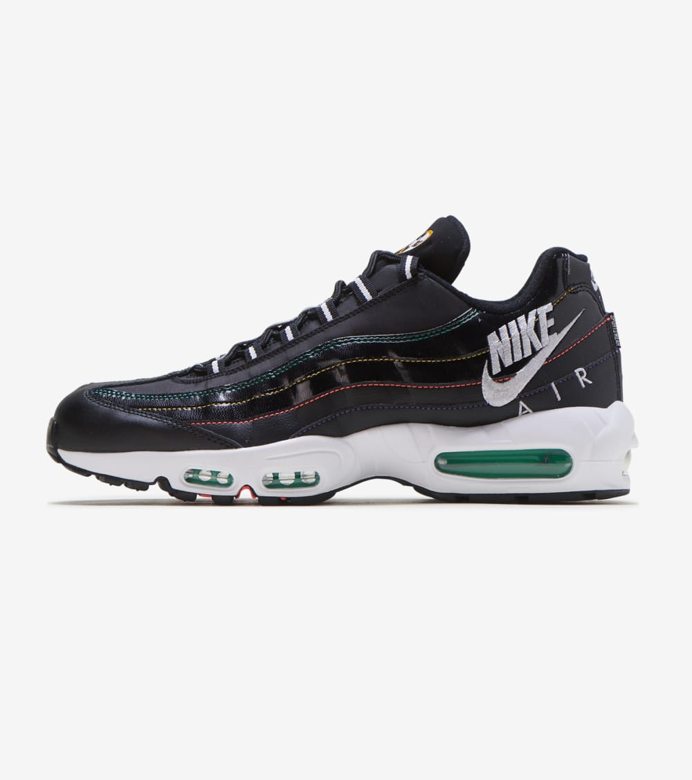 Nike Air Max 95 SE Shoes in Black Size