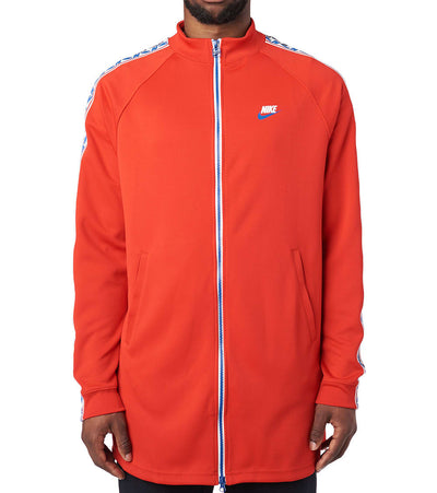 Nike  NSW Taped Track Jacket  Red - AJ2681-657 | Jimmy Jazz