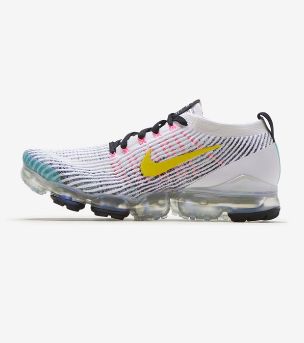 Nike  Air Vapormax Flyknit 3  White - AJ6900-103 | Jimmy Jazz