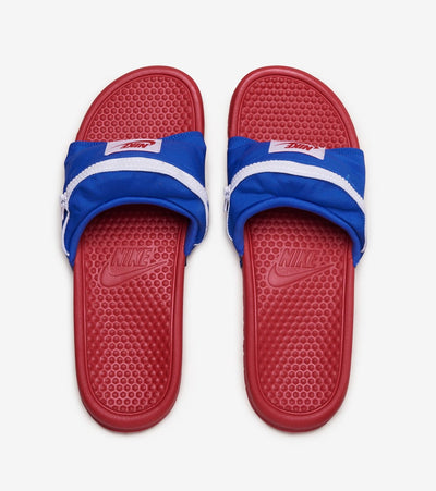 Nike  Benassi JDI Fanny Pack Slide  Red - AO1037-601 | Jimmy Jazz