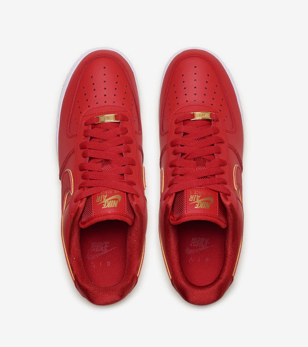 Nike  Air Force 1 '07 Essential  Red - AO2132-602 | Jimmy Jazz