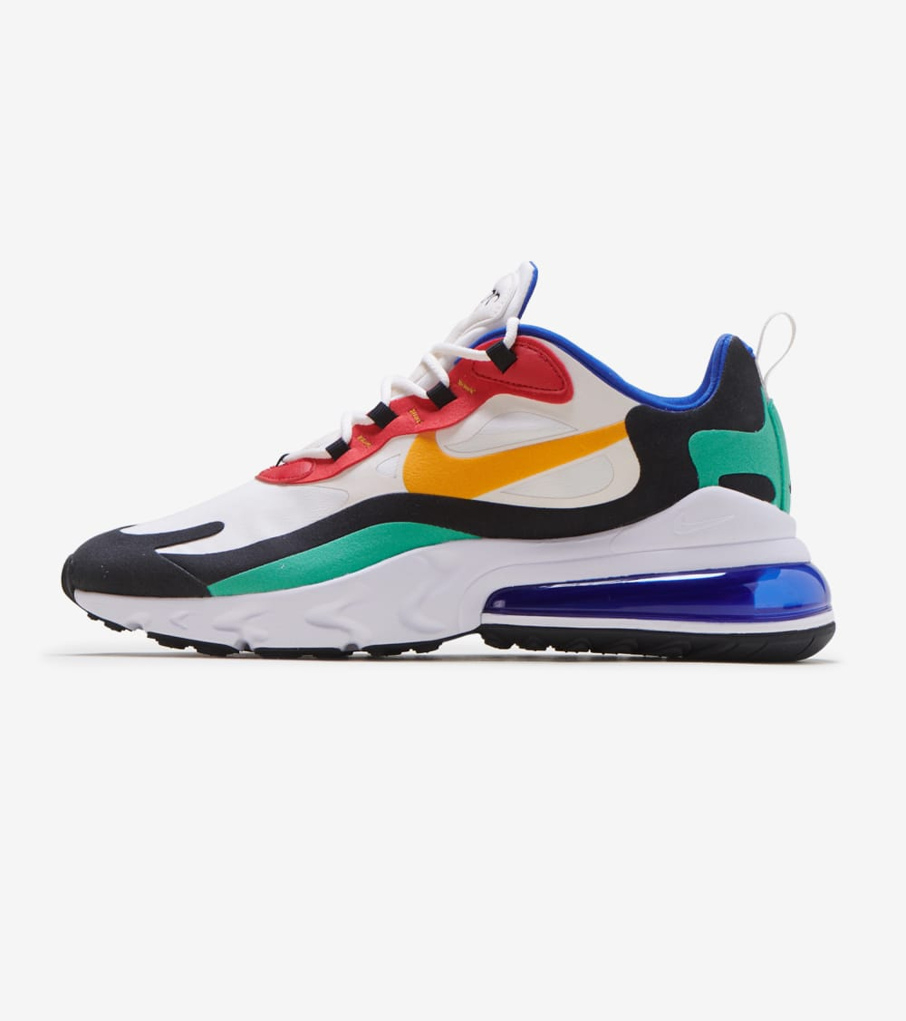 Nike Air Max 270 React Shoes in Multi