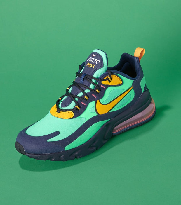 "Nike  Air Max 270 React ""Electro Green""  Green - AO4971-300 