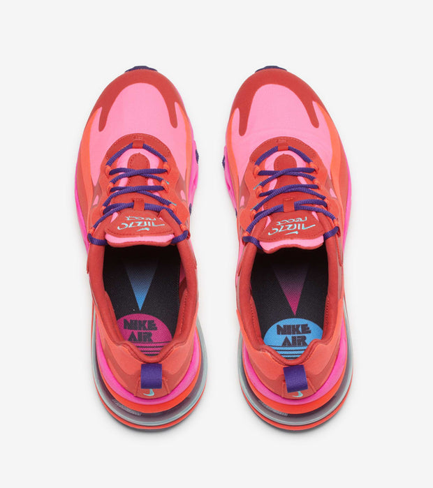 Nike  Air Max 270 React  Red - AO4971-600 | Jimmy Jazz