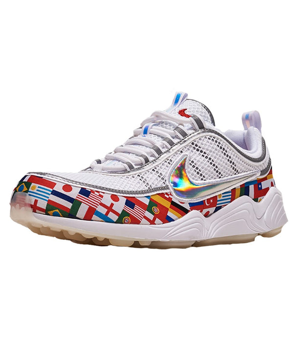 Nike  Air Zoom Spiridon '16 NIC QS  White - AO5121-100 | Jimmy Jazz