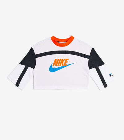 Nike  NSW 3 Quarter Top  White - AO5307-100 | Jimmy Jazz