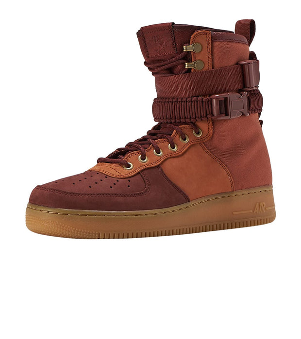 Nike  SF AF1 PRM  Brown - AQ0118-200 | Jimmy Jazz