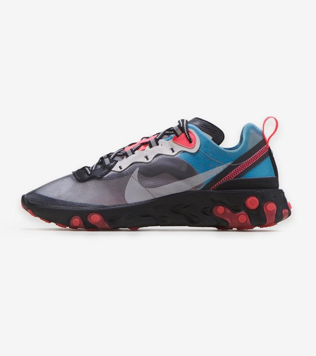 Nike  React Element 87  Black - AQ1090-006 | Jimmy Jazz