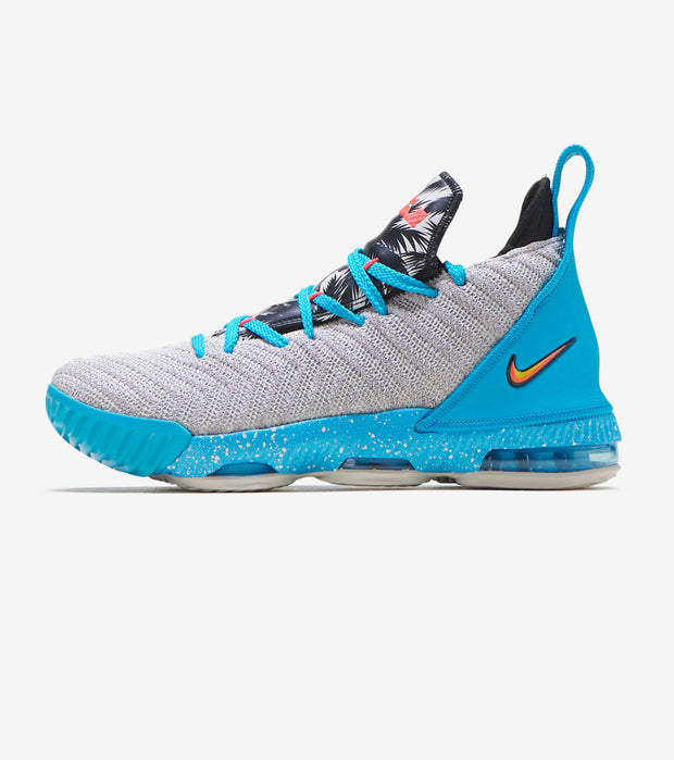 Nike  Lebron XVI  Grey - AQ2465-076 | Jimmy Jazz