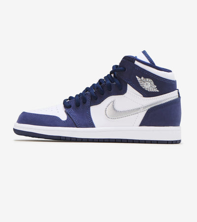 Jordan  Air Jordan 1 Hi CO.JP Midnight Navy  White - AQ2664-141 | Jimmy Jazz