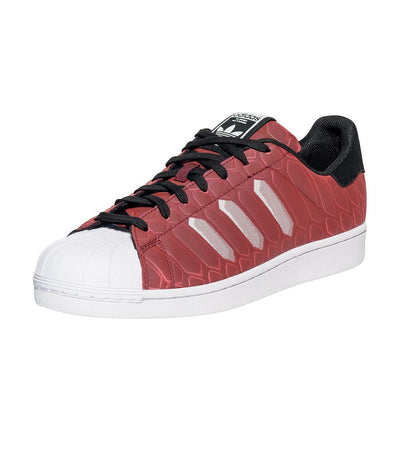 Adidas  SUPERSTAR CTXM CHROMATECH SNEAKER  Burgundy - AQ7409 | Jimmy Jazz
