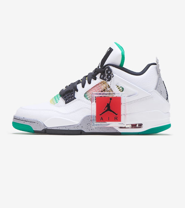 Jordan  Air Jordan 4 Retro Rasta  Multi - AQ9129-100 | Jimmy Jazz