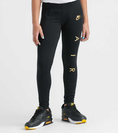 Nike  Girls Favorites Air 1 Tights  Black - AQ9176-010 | Jimmy Jazz