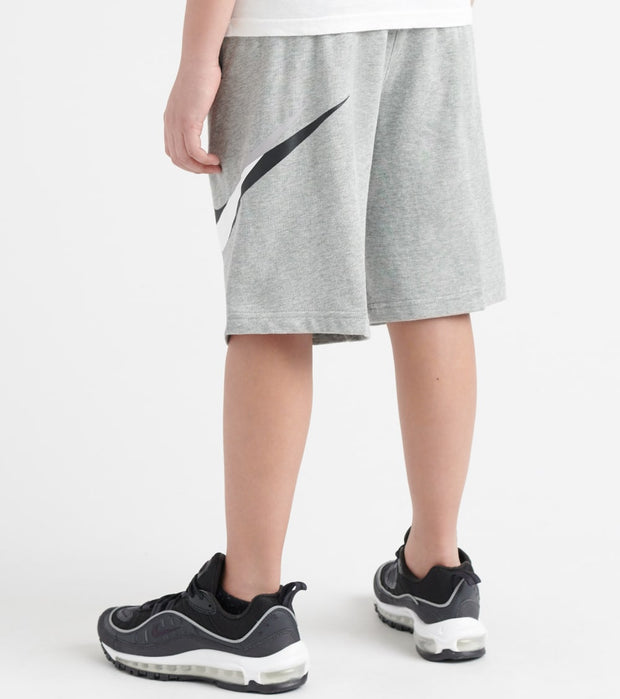 Nike  Boys NSW Core Shorts  Grey - AQ9498-063 | Jimmy Jazz