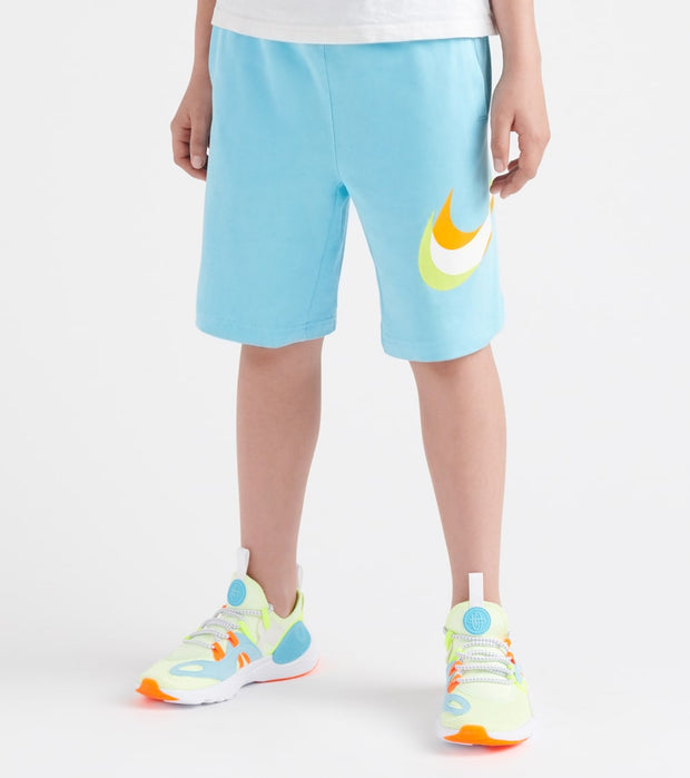Nike  Boys NSW Core Shorts  Blue - AQ9498-496 | Jimmy Jazz
