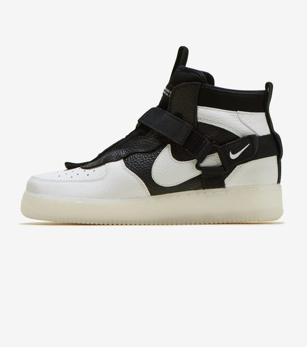 Nike  Air Force 1 Utility Mid  White - AQ9758-100 | Jimmy Jazz