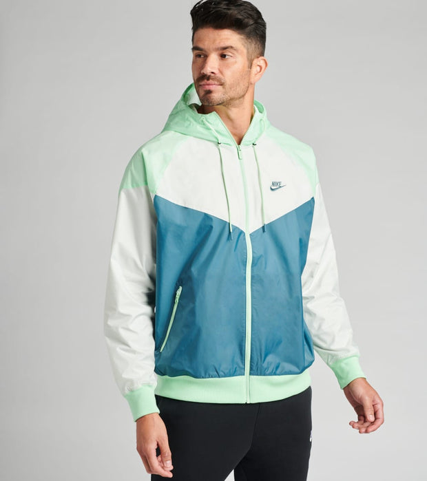 Nike  NSW Windrunner Jacket  Green - AR2191-058 | Jimmy Jazz