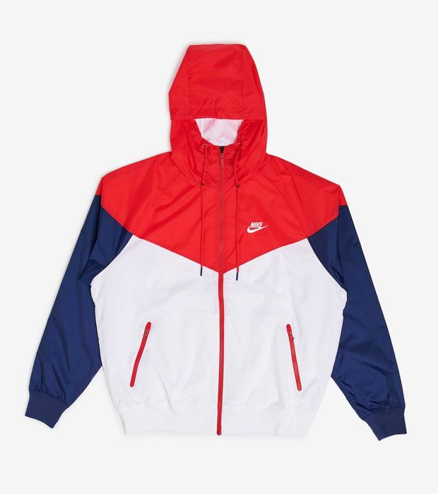Nike  Windrunner Hooded Jacket  White - AR2191-104 | Jimmy Jazz